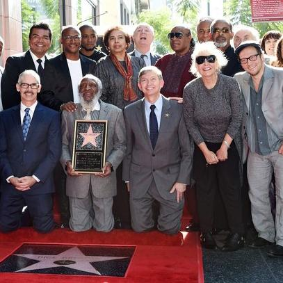 Dick Gregory and Friends Walk Of Fame Installation